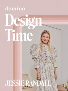 Tune in to this week's episode of Design Time featuring Jessie Randall of Loeffler Randall #Sponsored Muslin Fabric, Color Pairing, Fashion Brand, Fashion Design, Loeffler Randall, Stunningly Beautiful, Light Shades, We The People, Jessie