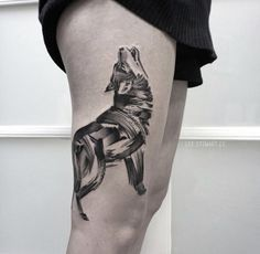 Wolf-tattoo | Tumblr