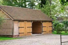 Border Oak, Oak Framed Buildings, Dream Homes, Shed, Outdoor Structures, Construction, Inspiration, Building, Biblical Inspiration