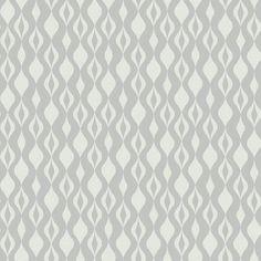 Ogee Chain Glitter - Wallpaper