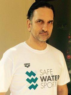 Νίκος Ψαρράς Water Sports, Mens Tops, T Shirt, Supreme T Shirt, Tee Shirt, Tee