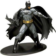 Kotobukiya Batman ArtFX Statue Black Costume Version -- Learn more by visiting the image link. (This is an affiliate link) Evil Batman, Jim Lee Batman, I Am Batman, Batman Art, Superman, Dc Comics Superheroes, Batman Comics, Batman Cartoon, Zbrush
