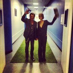 Johnny Hallyday Stade de France 2012