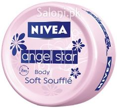NIVEA ANGEL STAR BODY SOFT SOUFFLE 200 ML Saloni™ Health