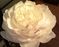 Set Of 22 Handmade Paper Flowers by comeuppance on Etsy