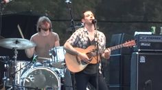 Dashboard Confessional - Hands Down - Riot Fest -