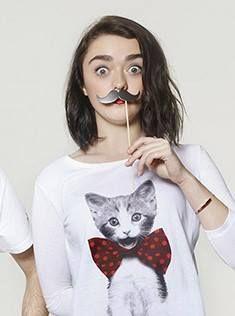 Moustache Maisie