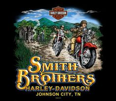 Harley Davidson Johnson City