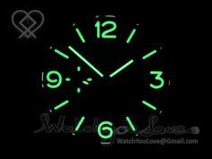 Brown dial