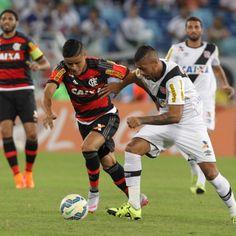 Vasco vence o Flamengo momentos de pura sorte! Cristóvão deu sua parcela de contribuição para tornar ainda pior.