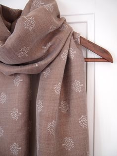 Mulberry Tamara Scarf Oak