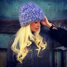 The product is made of high-quality Turkish yarn, fine viscous with weaving in the form of an… Knitted Hats, Crochet Hats, Headpiece, Roman, Winter Hats, Weaving, The Originals, Instagram, Design