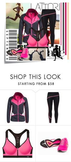 """Untitled #168"" by marianarocha17 ❤ liked on Polyvore featuring Post-It, NIKE, Kari Traa, Röhnisch, Lattori, women's clothing, women's fashion, women, female and woman"