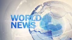 SZTV styleframe & World styleframe on Behance