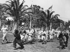 "Chicago Cubs Training at Catalina ""Vintage Photo"""