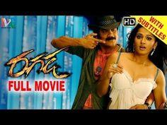 Ragada Telugu Full Movie HD | Nagarjuna | Anushka | Priyamani | Charmi |...
