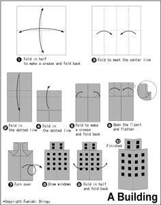 How To Build An Origami Rocket