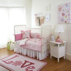 precious pink fairies bedding set <3