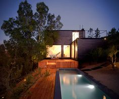 Pangal Refuge Casablanca, Chile A Project By: Etcheberrigaray   Matuschka  Arquitectos Architecture