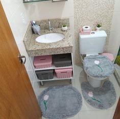 Small Bathroom Interior, Bathroom Design Small, Girl Bathrooms, Bathtub Decor, Best Tiny House, House Layout Plans, Natural Home Decor, Home Design Decor, Aesthetic Rooms
