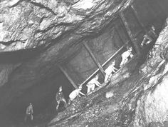 King Edward tin and copper mine, Camborne, Cornwall, 1904  from National Archives.