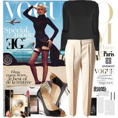 Tuesday by eleonoragocevska on Polyvore featuring Missoni, Chloé, Christian Louboutin, H&M, Ariella Collection, NARS Cosmetics, Yves Saint Laurent, Gucci, Tom Ford and Chanel