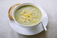 The Best Broccoli Soup You'll Ever Have Recipe by Ariel,