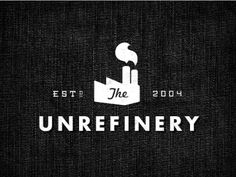 The unrefinery logo. Really cool.