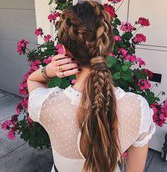 Hello Hair — >> Sunday hair goals. Oh so pretty! Loving this…