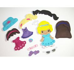 Hey, I found this really awesome Etsy listing at https://www.etsy.com/listing/186769678/felt-paper-doll-mega-pack-4x4-5x7-and