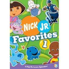 Nick Jr Favorites 1  http://www.videoonlinestore.com/nick-jr-favorites-1/