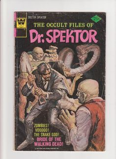 1975 The Occult Files of Doctor Spektor