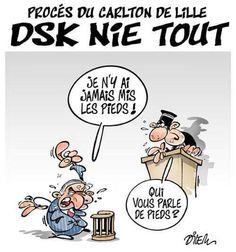 #DSK nie tout !