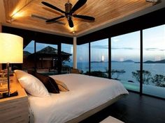 Sri Panwa Phuket double room with a view