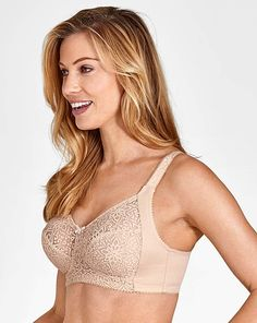 d5296feaf2806 Miss Mary Non Wired Minimiser Bra