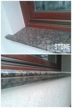 Glaf Granit Baltic Brown Bath Mat, Rugs, Brown, Interior, Home Decor, Travertine, Farmhouse Rugs, Decoration Home, Room Decor