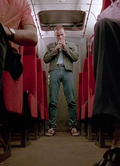 Ewan McGregor in Trainspotting 1996