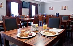Energise your morning with a unique #breakfast experience at our Hot Express Start Breakfast Bar served every morning in the Great Room of the hotel. Have a Yummy stay at #HolidayInnExpressYork. http://bit.ly/1CsQEkC