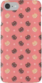 Cookie Cat - Steven Universe  iPhone 7 Cases