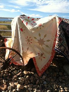 Maryns wedding quilt