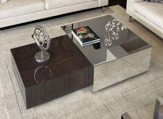 Mesa de centro Scale. De la colección Living. #livingdesign #furniture #muebles