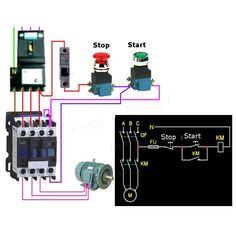 Cjx2-1801 CA 220V / 380V relè di avviamento del motore 18a contattore 3 poli + bobina 1nc 4kw 7.5kw Vendita - Banggood.com