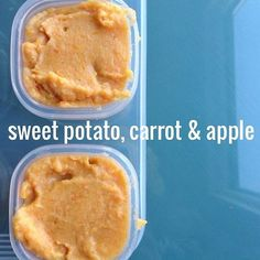 Let's Make Homemade Baby Food (via @jenloveskev)