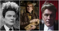 John Malkovich reenacts some of David Lynch's most iconic characters