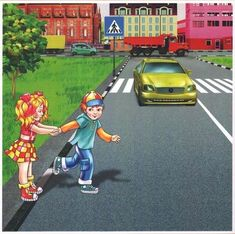 8 Kids Education, Special Education, Teaching Safety, Picture Comprehension, Safety Rules, Family Theme, Transportation Theme, Cause And Effect, Preschool Classroom