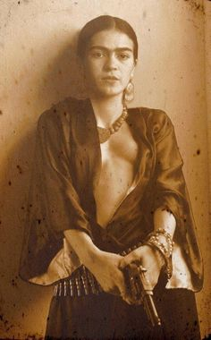 A classic chicana. After 60 long years, Kahlo's iconic wardrobe will be shared with the world