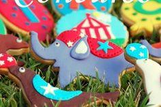 Galletas decoradas para fiesta infantil