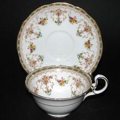 Aynsley Victorian Revival Teacup