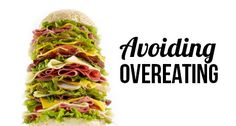 Put A Halt To Those Nasty Overeating Habits . Enough is enough! Check out this blog post at http://www.lowfatlowcarb.com/post.php?id=31!