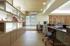 好室佳室內設計-作品(107)傳統與現代的完美交融